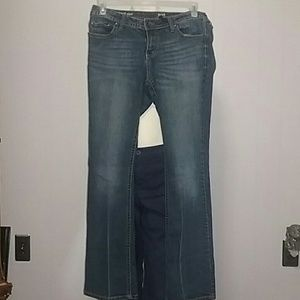 ANA size 14 boot cut jeans